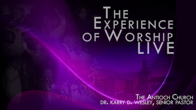 The Experience of Worship- LIVE