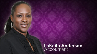 LaKeita Anderson, Accountant