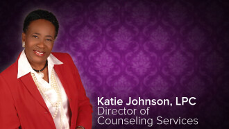 Katie Johnson, Director of Counseling Services