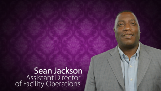 Sean Jackson, Director of Facilities