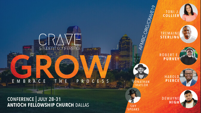 CRAVE Student Conference