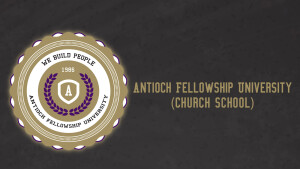 Antioch Fellowship University